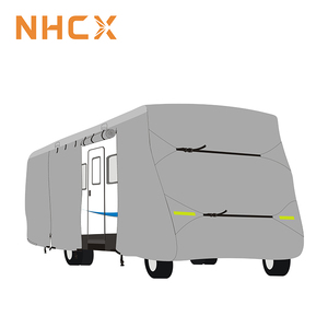 Quality Guarantee Polypropylene Motorhome Waterproof RV Cover Class C Camper Cover