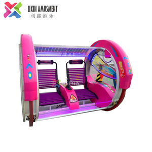 High safety swing ride leswing happy car le bar car ride for children