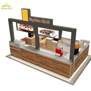 Indoor Shopping Mall Fast Food Kiosk Wholesale, Fast Food Suppliers