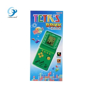 Ct3081 2019 Cheapest Classic Tetris Brick Game Console For Gift