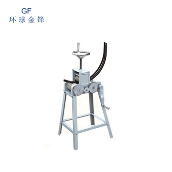 JFA-19 Manual bending machine for small aluminum profile with bearing