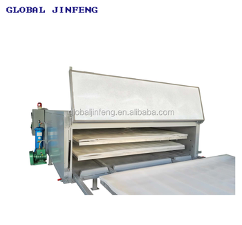 JFE-1824 2 Layers 2 doors Automatic Glass Laminating  Furnace Machinery with CE
