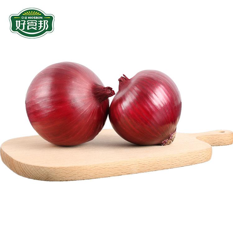 high quality China fresh red onion price