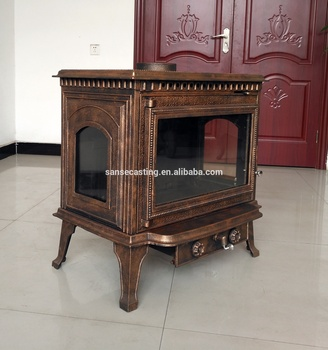 hot sale free standing cast iron wood stove with high quality BSC324-1