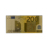 200 Euro Colorful Gold Banknote Collectible Normall World Money Metal Crafts