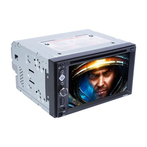 2 din universal Car Dvd Stereo Player With BT usd