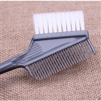 Wholesale Cheap Price Salon Beauty Tools Hair Dye Brush OEM/ODM Available Colorful Hair Brush
