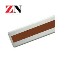 Hospital Anti-collision PVC and Aluminium Wall Bumper Guard Rail protector