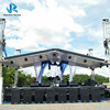China manufactory roof aluminum wedding stage truss system