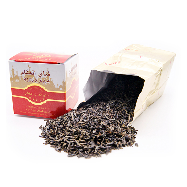 China best selling and high quality chunmee green tea 41022 with best price from china tea factory - 4uTea | 4uTea.com