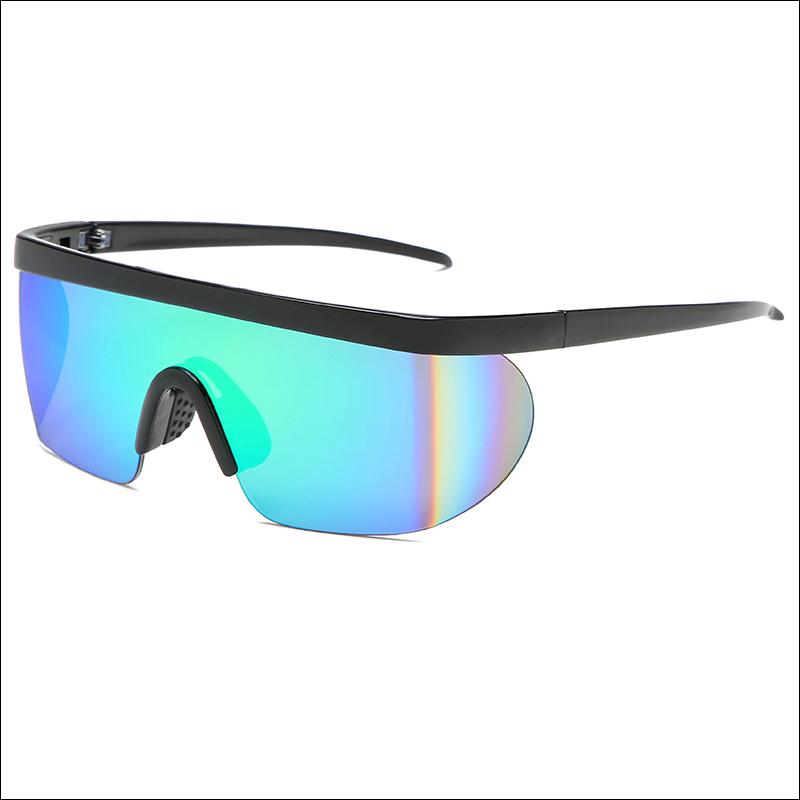 KDEAM Hot Sale Custom Logo Private Label Semi Frame Unisex Women Men UV400 Fashion Shades Sunglasses Sun Glasses 2019 oculos