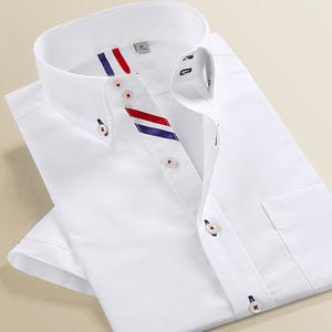 Brand name dress shirts button down men shirts 2020