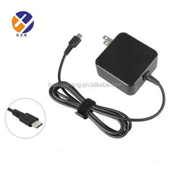 45W Type C charger power supply PD USB-C laptop adapter for HP spectre 13 Elite x2 1012