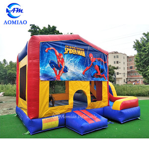 Commercial grade custom inflatable bounce house for sale
