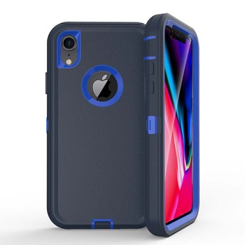 3 in 1 Hybrid Combo Defender Mobile Phone Accessories Protector For iPhone X Case fundas para celular