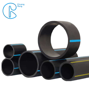 100% raw material 1.6mpa polyethylene pipe 1 2 inch hdpe pipe