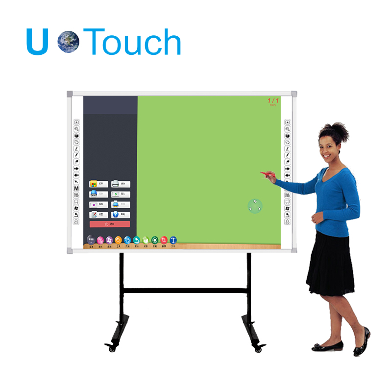82 86 88 96 100 110 120 150 multitouch smart interactieve white board/digitale board voor school in voorraad