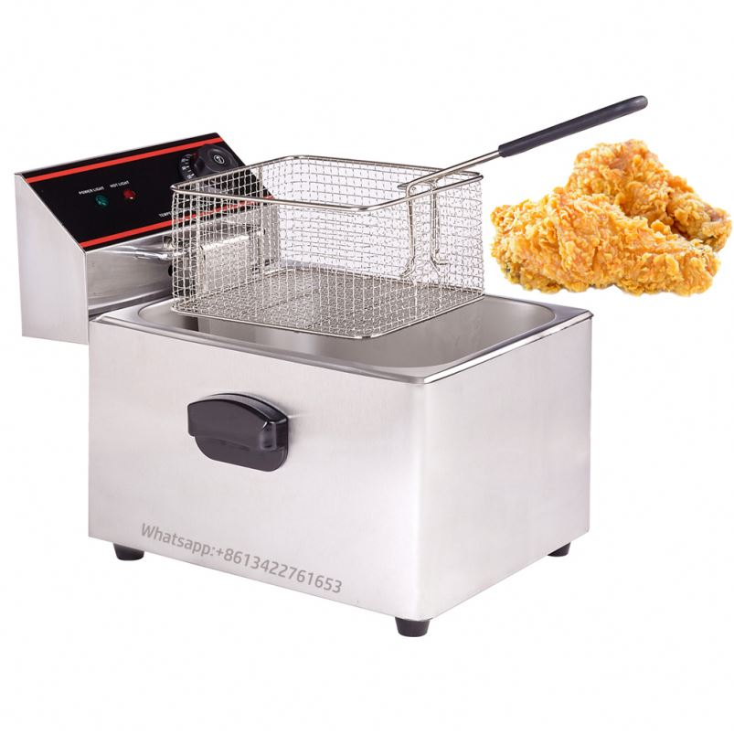 Pressure KFC Chicken Frying Machine / Gasbratpfanne