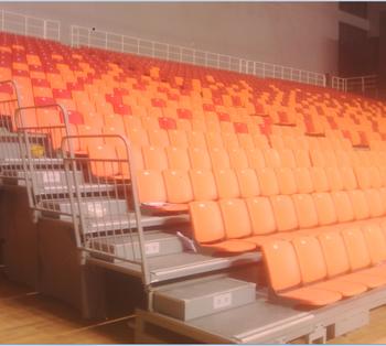 Indoor Electric Telescopic Stand Rail Telescopic Telescopic Chair  Retractable Auditorium Seat Retractable Seating - Buy Retractable  Seating,Stadium
