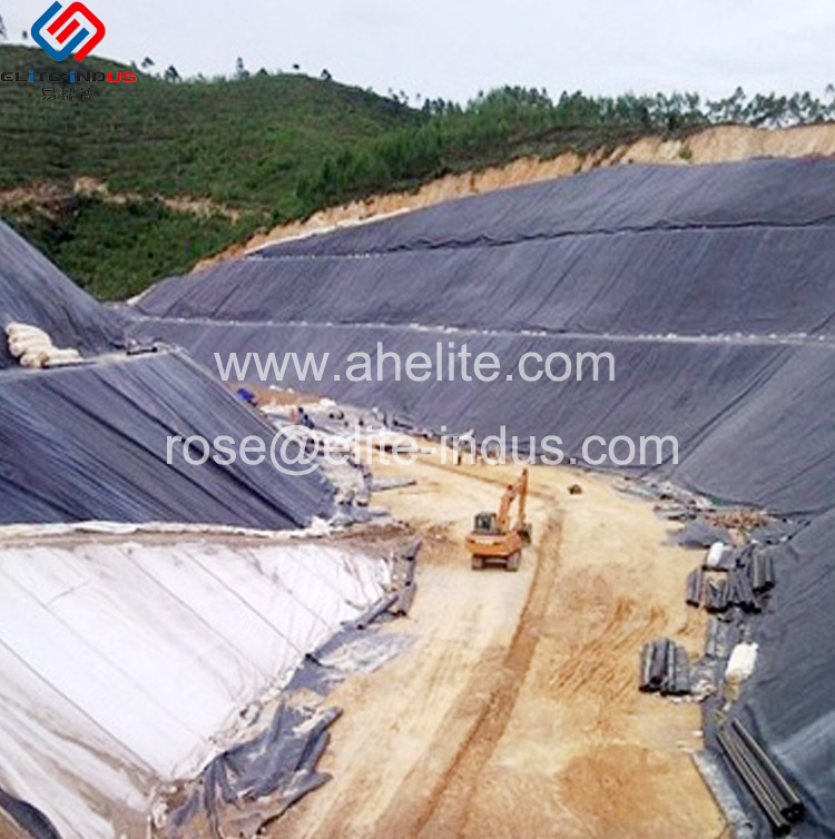<strong>nonwoven</strong> Polypropylene <strong>geotextile</strong> <strong>fabric</strong> for waste landfill