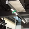 China manufacturer high quality suspended led linear light up and down lighting