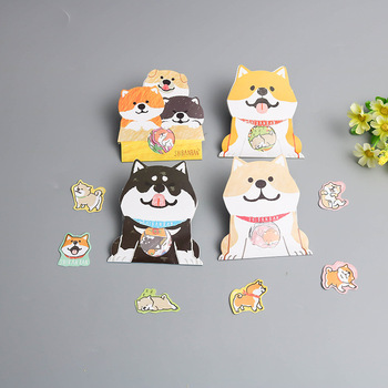 New Style Wholesale Hand Account Paper Cartoon Kids Sticker