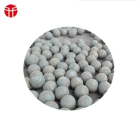 C45 55-60HRC 60mm 80mm forged grinding steel balls