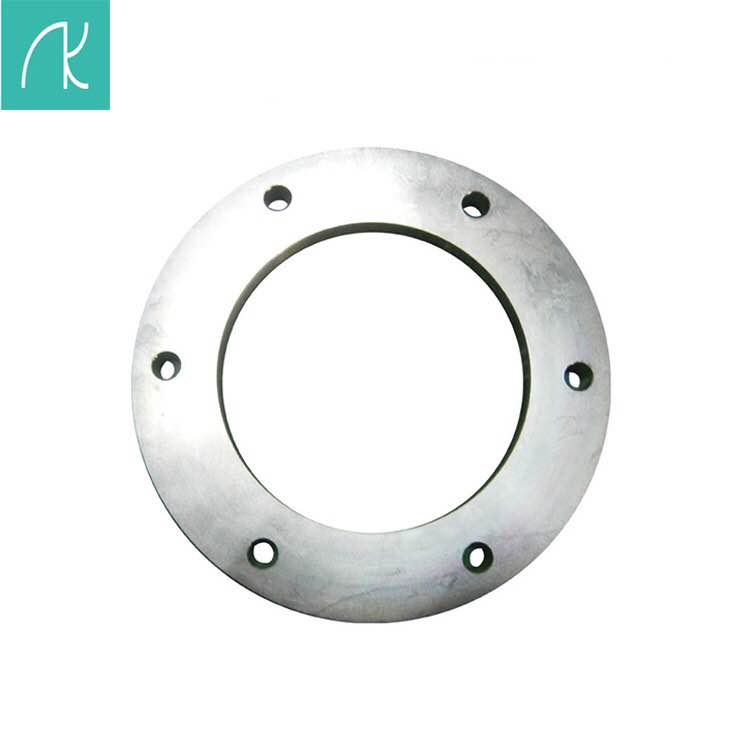 mechanical parts stainless steel ansi forging reduction gear flange