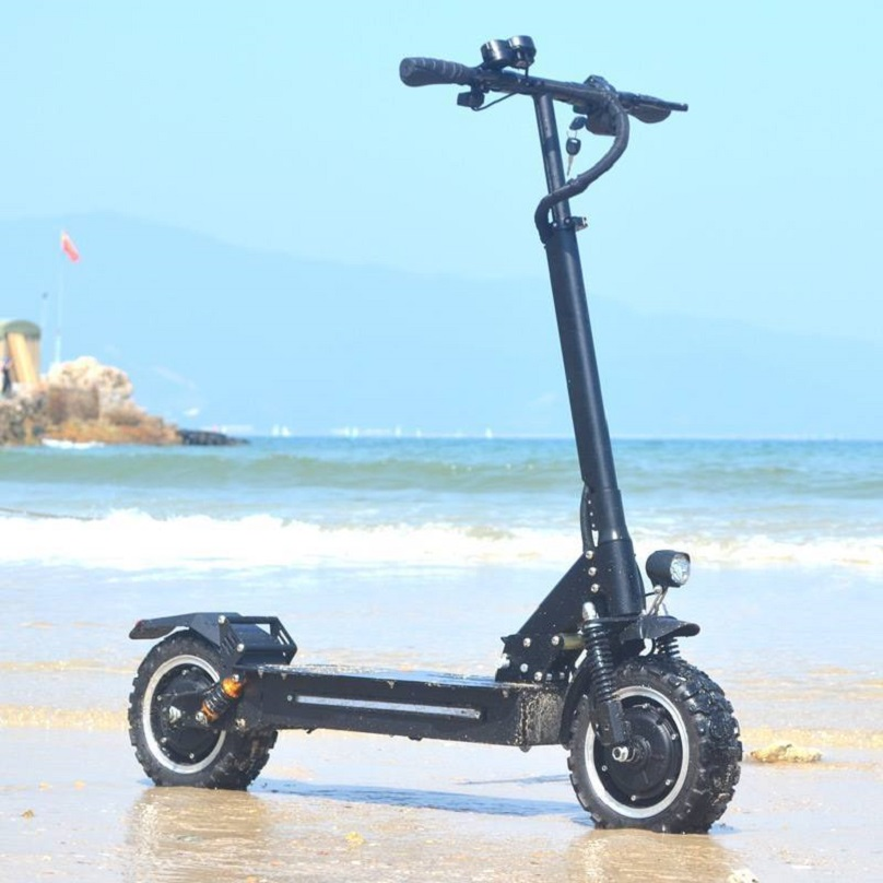 11 inch 60V 3200W Mobility Motor Electrica Scooter Foldable Electric Scooter with Seat for Adult