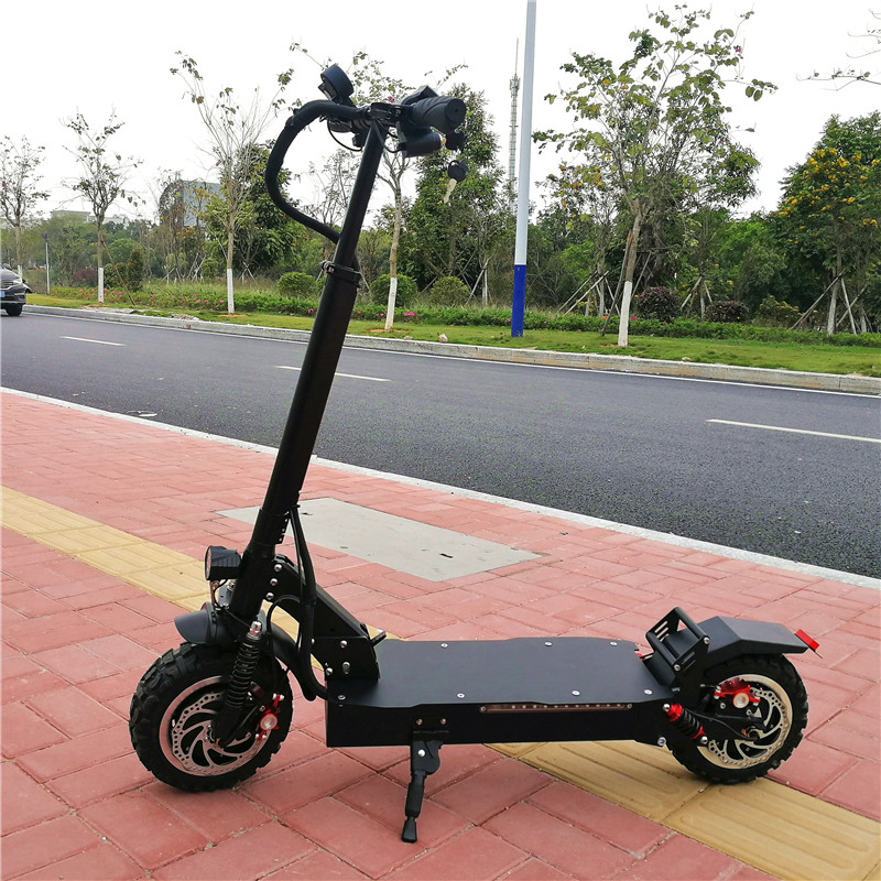 Alibaba.com / High Quality Electric Motor Scooter 11inch 3200W 60V With Great Price