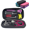 Protective Hospital Medical accessories hard shell Eva Carrying Storage Case for Medical tool case for Stethoscope Case