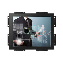 1000 nits VESA Mount/Incorpora Slot Machine 10 Punti Capacitivo 17 Pollici TFT LCD Touch Screen Monitor 24 V DC