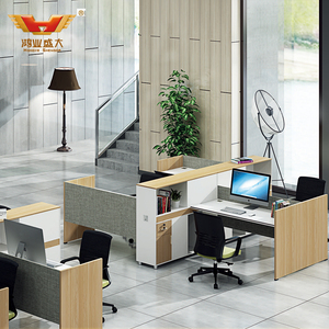 Hot office partition design good quality office workstations office divider