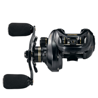 CEMREO Magnetic Saltwater 7.2:1 9+1 Baitcasting Reel Fishing