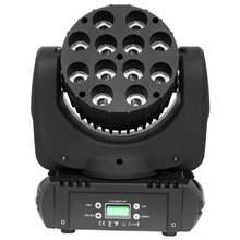 Stage light 12X12 W RGBW 4 in 1 led moving head beam
