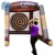Funny Axe Sticky Throwing Game Inflatable Axe Throwing Dart Game Rental For Kids And Adults