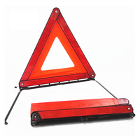 Reflective Hazard Car SafetyTriangle emergency warning triangle traffic safety triangle