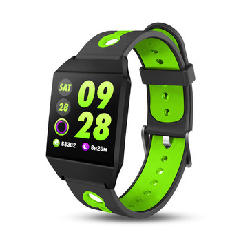 Smartwatch Bluetooth Intelligente Orologio W1 Orologio Da Polso Digitale di Sport Orologi Per IOS Android Phone Dispositivo Indossabile intelligente orologio