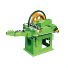 Easy to operate nail making machine for wooden nail and rivet making