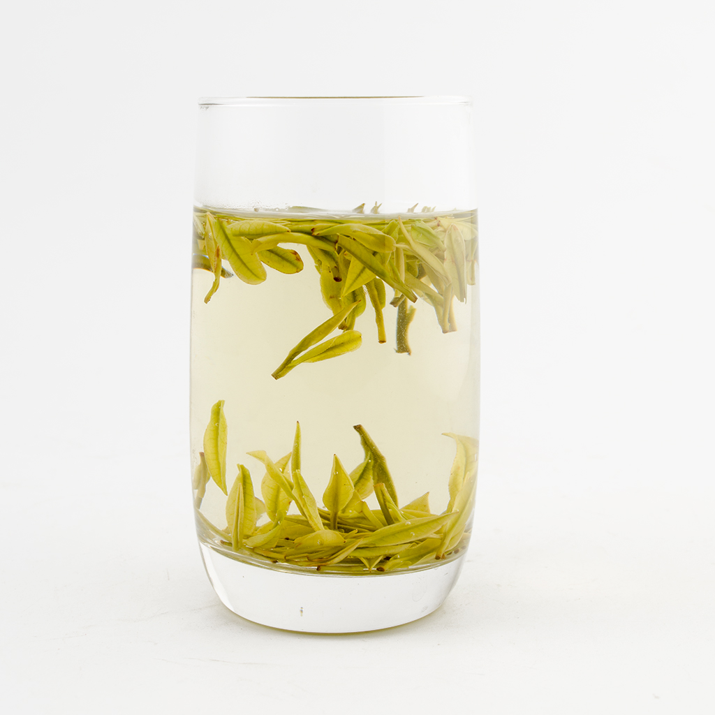 2019 Pre-Qingming new spring Tea Anji White Green Tea Anji Baicha 2# - 4uTea | 4uTea.com