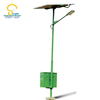 integrated price battery pole Well Preserved Used Outdoor 100w led flood light