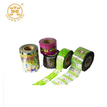 Shantou Suppliers Good Quality Customized Bubble Tea PP Cup Sealing Film