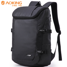 2020 <span class=keywords><strong>Aoking</strong></span> 17 Inches Collage <span class=keywords><strong>Mode</strong></span> Waterdicht Student School China Reizen Mannen Bagpack <span class=keywords><strong>Rugzak</strong></span> Tassen Sac A Dos Back Pack