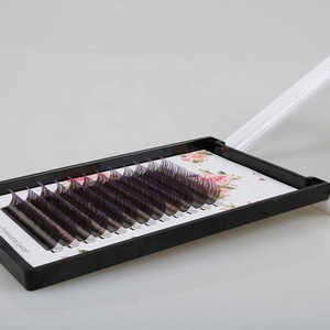 1b414787d62 Two Tone Eyelash Extensions, Two Tone Eyelash Extensions Suppliers and  Manufacturers at Alibaba.com