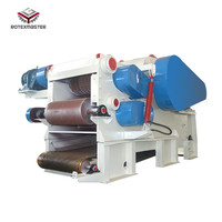 Good Performance 3-5 T/H Wood Chipper Shredder Machine with CE