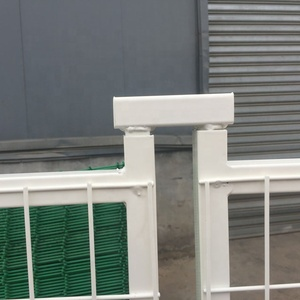 Temporary Steel Construction Fence, Temporary Steel