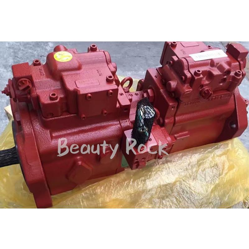 Doosan Excavator Piston Gear Pump DH210 DH215 DH220 DH225 Hydraulic Main Pump Assy