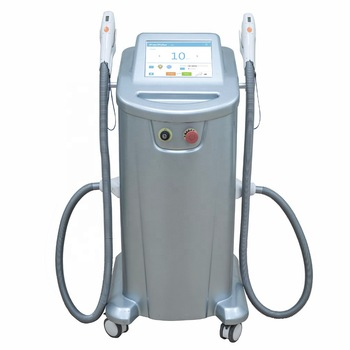 New design IPL SHR OPT hair removal machine ipl/shr/fp with FDA/CE from Beijing for hair removal and skin