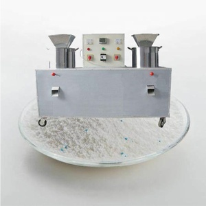 low price washing powder making machine/detergent powder making machine