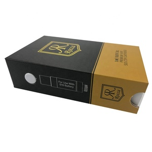 Shenzhen Factory Childproof Locks box for Electronic Cigarette